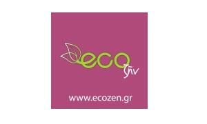 ecozen logo sponsor in greek hospitality awards 2016