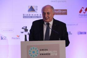 Χαιρετισμός: Ιωάννης Αμανατίδης, Υφυπουργός Εξωτερικών