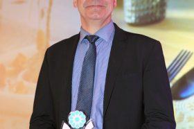 Κατηγορία Best Greek Hotel Dining Experience_ SILVER AWARD: ANEMOS LUXURY GRAND RESORT. Το βραβείο παρέλαβε ο  κ. Ιωάννης Πνευματικάκης, Διευθυντής του ξενοδοχείου.