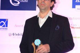 Κατηγορία Best Greek Hotel Tailor Made Guest Experience _ GOLD AWARD: KAPPA RESORT. To βραβείο παρέλαβε o κ. Γιώργος Γεωργιάδης, Διευθύνων Σύμβουλος.