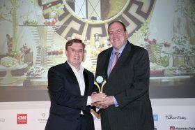 Κατηγορία Best Greek Hotel Breakfast _ GOLD AWARD: GRECOTEL HOTELS & RESORTS. To βραβείο παρέλαβε o κ. Δημήτριος Καλαϊτζιδάκης, Operations Director.