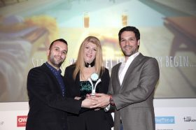 Κατηγορία Best Greek Excellence in Service Hotel _ SILVER AWARD: IDEALES RESORT.