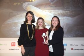 Κατηγορία Best Greek initiative promoting Greece abroad_ GOLD AWARD: ALDEMAR HOTELS & RESORTS.