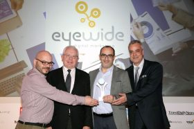 Κατηγορία Best Hotel Digital Marketing Agency _GOLD AWARD: EyeWide Digital Marketing Agency.