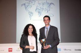 Κατηγορία Best Hotel Supplier_GOLD AWARD: IDEAL STANDARD. To βραβείο παρέλαβε ο κ. Γιάννης Κουφαλιτάκης, Διευθυντής Μεγάλων Έργων & Τεχνικών Προδιαγραφών, Ideal Standard Ελλάδας και Μεσογείου