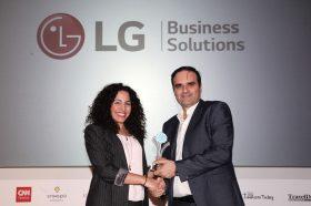 Κατηγορία Best Hotel Supplier_SILVER AWARD: LG Electronics Ελλάς Α.Ε. To βραβείο παρέλαβε ο κ. Ιωάννης Μαντάς, Εμπορικός Διευθυντής, Business Solutions dpt.