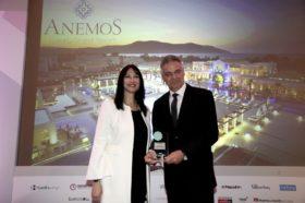 Κατηγορία Top Greek Resort 2019_SILVER AWARD: Anemos Luxury Grand Resort