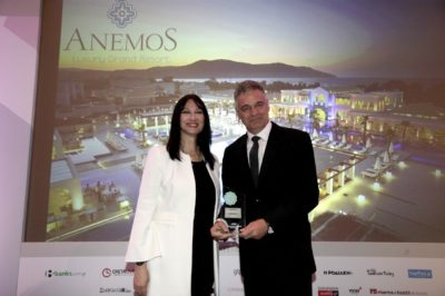 Κατηγορία Top Greek Resort 2019_SILVER AWARD: Anemos Luxury Grand Resort