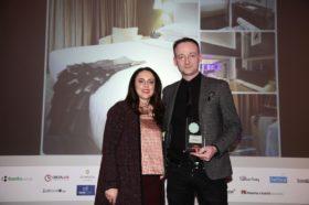 IMG_2949Κατηγορία Best Greek Boutique City Hotel_BRONZE AWARD:  Saz City Life Hotel