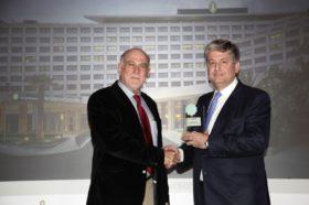 Κατηγορία Best Greek Business City Hotel_GOLD AWARD: Athenaeum InterContinental Athens