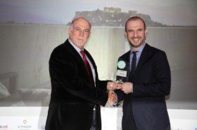 Κατηγορία Best Greek Business City Hotel_GOLD AWARD: NJV Athens Plaza