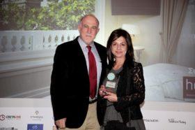Κατηγορία Best Greek All Suite City Hotel_BRONZE AWARD: Noble Suites Acropolis (μέλος της HotelBrain)