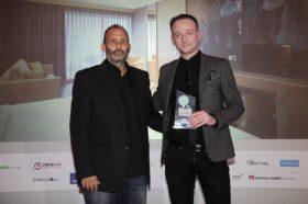 Κατηγορία Best Greek Design City Hotel_SILVER AWARD:  Saz City Life Hotel