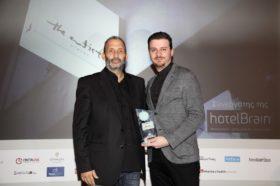 Κατηγορία Best Greek Design City Hotel_GOLD AWARD: The Artist Athens (μέλος της HotelBrain)