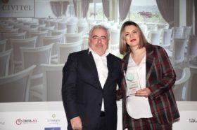 Κατηγορία Best Greek MICE City Hotel_BRONZE AWARD:  Civitel Olympic