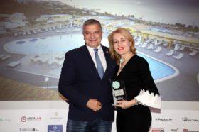 Κατηγορία Best Greek New Resort_SILVER AWARD: Grand Blue Beach Hotel