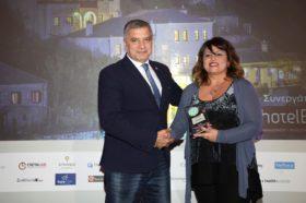 Κατηγορία Best Greek Mountain Resort_SILVER AWARD: Pirrion Boutique Hotel Sweet Hospitality (μέλος της HotelBrain)