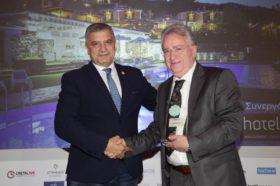 Κατηγορία Best Greek Mountain Resort GOLD AWARD: Ilaeira Mountain Resort (μέλος της HotelBrain)
