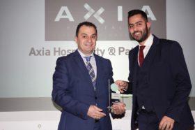 Κατηγορία Best Greek Beach Resort_SILVER AWARD: Axia Hospitality & Patmos Aktis