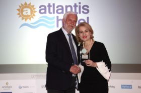 Κατηγορία Best Greek Family Resort_SILVER AWARD: Atlantis Hotel