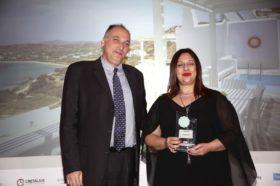 Κατηγορία Best Greek New Boutique Resort_SILVER AWARD: Apricot & Sea Luxury Villas (μέλος Aqua Vista Hotels