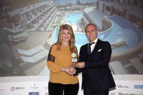 Κατηγορία Best Greek Honeymoon Resort_BRONZE AWARD: CHC Galini Sea View