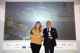 Κατηγορία Best Greek Honeymoon Resort_SILVER AWARD: CHC Athina Palace Resort and Spa