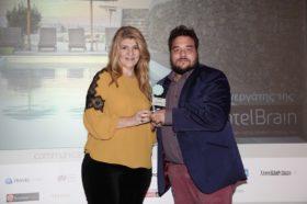 Κατηγορία Best Greek Honeymoon Resort_SILVER AWARD:  Halcyon Villas Naxos (μέλος της HotelBrain)