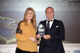 Κατηγορία Best Greek Romantic Resort_GOLD AWARD:  CHC Athina Palace Resort and Spa