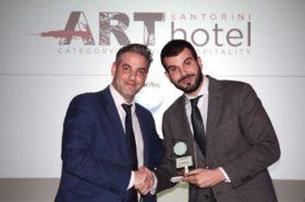 Κατηγορία Best Greek Design Resort_BRONZE AWARD: Ostraco Luxury Hotel & Suites (μέλος της HotelBrain)