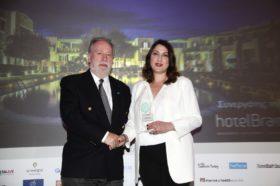 Κατηγορία Best Greek Green Resort_SILVER AWARD: Finikas Hotel Naxos (μέλος της HotelBrain)