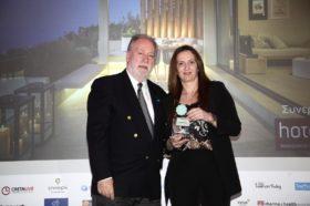 Κατηγορία Best Greek Villas & Holiday Homes_SILVER AWARD: Art Blue Villas (μέλος της HotelBrain)
