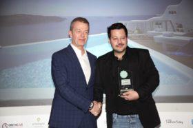 Κατηγορία Best Greek Hotel Tailor Made Guest Experience_GOLD AWARD: Athermi Suites (μέλος Aqua Vista Hotels)