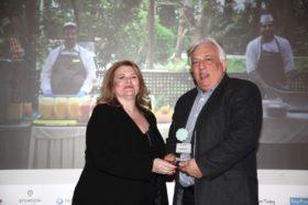 Κατηγορία Best Greek Hotel Breakfast SILVER AWARD: Apollonia Beach Resort & Spa