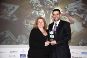 Κατηγορία Best Greek Hotel Breakfast GOLD AWARD: Αρχοντικό Μυτιληναίου Σκρετάϊον