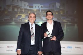 Κατηγορία Best Greek Boutique Hotel_SILVER AWARD: Milos Breeze Boutique Hotel