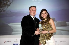 Κατηγορία Best Greek Excellence In Service Hotel_SILVER AWARD: Astra Suites