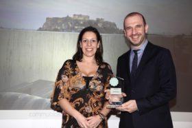 Κατηγορία Best Greek Sustainable Hotel_GOLD AWARD:  NJV Athens Plaza