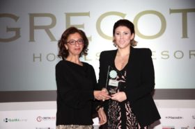 Κατηγορία Best Greek Hotel Brand GOLD AWARD: Grecotel Hotel & Resorts