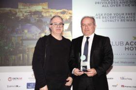 Κατηγορία Best Greek Hotel Loyalty Programme_SILVER AWARD: Novotel Athens