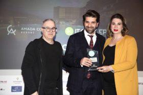 Κατηγορία Best Greek Innovation Hotel_GOLD AWARD: It Concept & Amada Colossos Resort
