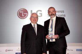 Κατηγορία Best Hotel Supplier_SILVER AWARD: LG Electronics Ελλάς