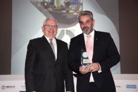 Κατηγορία Best Hotel Supplier_SILVER AWARD: Δ. Δρακουλάκης ΑΒΕΤΕ