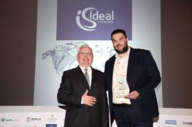 Κατηγορία Best Hotel Supplier_GOLD AWARD:  Ideal Standard