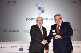 Κατηγορία Best Hotel Supplier_GOLD AWARD: Όμιλος Πορτοκαλίδη Istikbal