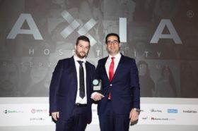 Κατηγορία Best Hotel Sales Representative Company_GOLD AWARD: Axia Hospitality