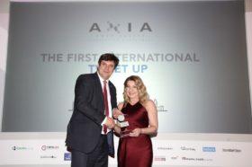 Κατηγορία Best Greek Initiative Promoting Greece Abroad_GOLD AWARD:  Axia Hospitality