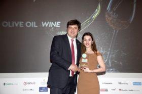 Κατηγορία Best Greek Initiative Promoting Greece Abroad_GOLD AWARD: Sympossio Greek Gourmet Touring
