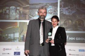Κατηγορία Best Greek Architectural Firm SILVER AWARD: MM Group Consulting Engineers