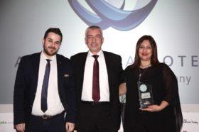 Κατηγορία Best Branding Strategy_GOLD AWARD: Aqua Vista Hotels